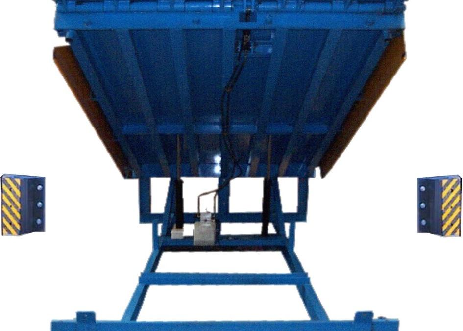 Plataforma Niveladora de Dock 4000mm 9000Kg